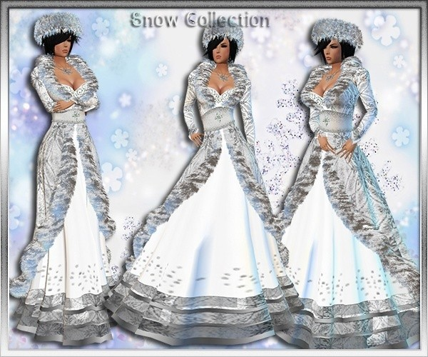 Snow Collection Exclusive Bundle Catty Only!!!!!
