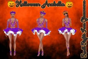 Halloween Anabella Bundle Catty Only!!! AP & GA