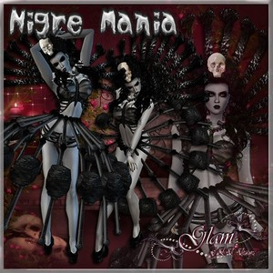 Nigre Mania Collection Resell Rights!!!! 0/6 People