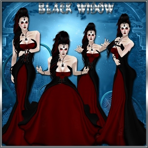 Black Widow Master Resell Rights!!! 0/6 People