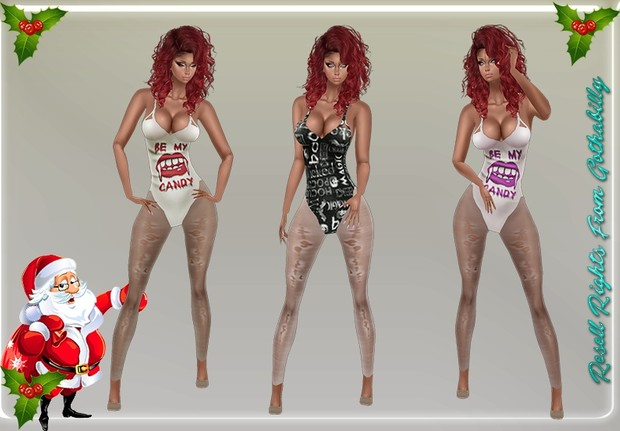 Mixed Bodysuits & Free Shoes Exclusive Catty Only!!!!
