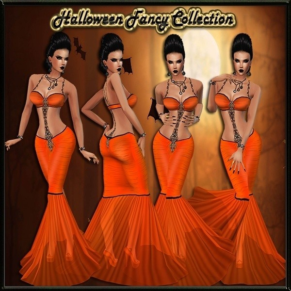 Halloween Fancy Collection Exclusive Resell Rights!!!! 0/6 People