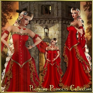 Rampion Princess Collection Limited Resell Rights!!! 0/6 People