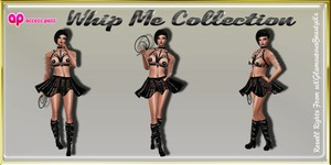 Whip Me Collection AP Catty Only!!!