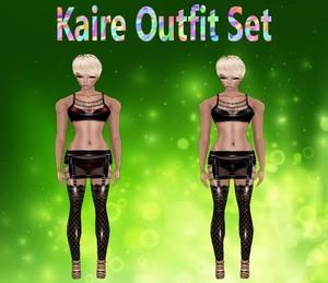 Kaire Outfit Set