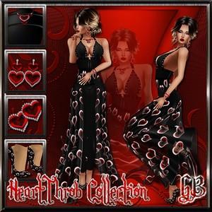 Heart Throb Collection