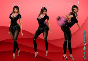 Fetish Bunny Girl Package Catty Only!!!