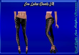 Eve Latex Pants V2 Catty Only!!!