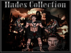 The Hades Collection EXCLUSIVE!!! SOLD TO ONLY 3 People!!! Catty Only!!!!