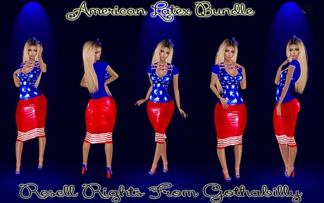 American Latex Bundle Catty Only!!!