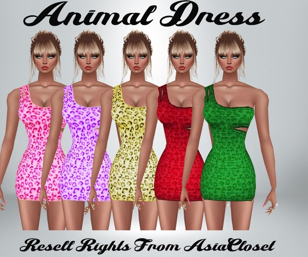 Animal Dress 2 Catty Only!!!