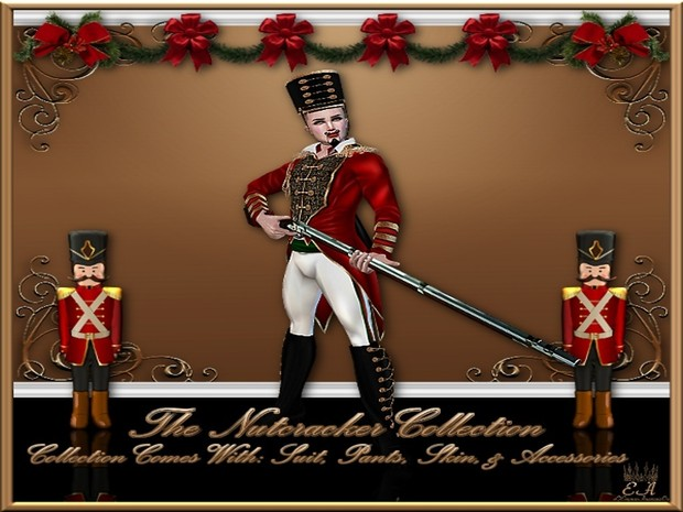 The Nutcracker Collection Catty Only!!!