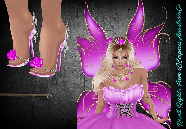 Pink Fairy GodMother Resell Rights 0/3 Limited