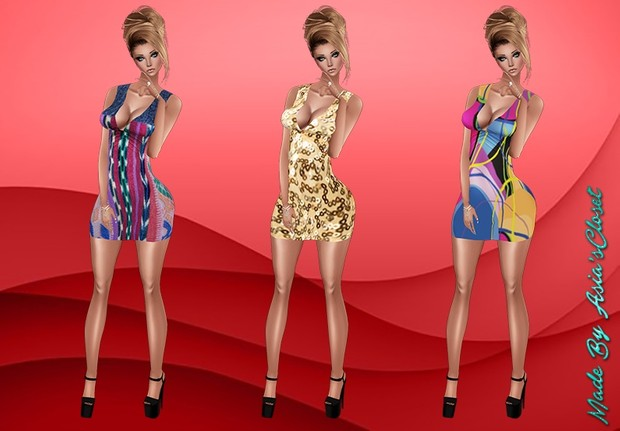 Retro Dresses Resell Rights!!!