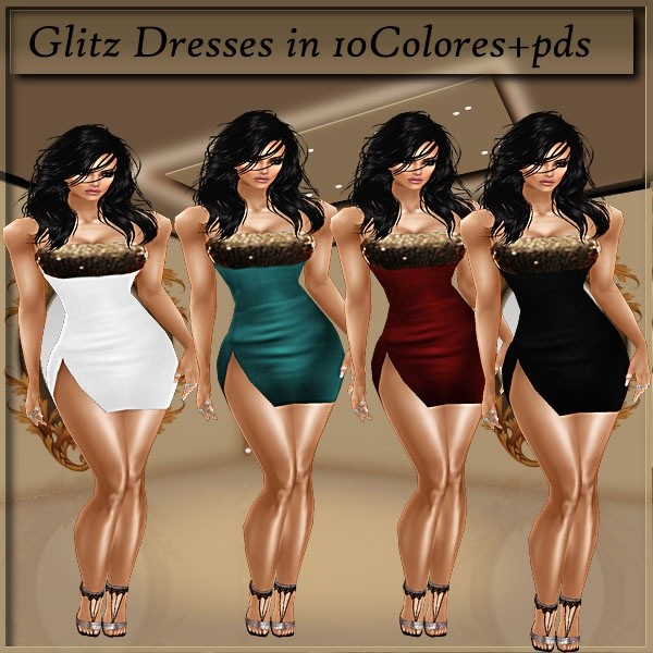 Glitz Dresses With Resell Rights