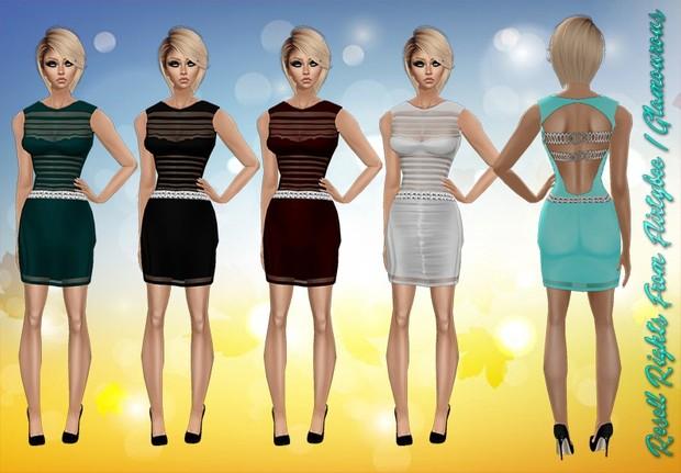 Angel Dresses v1