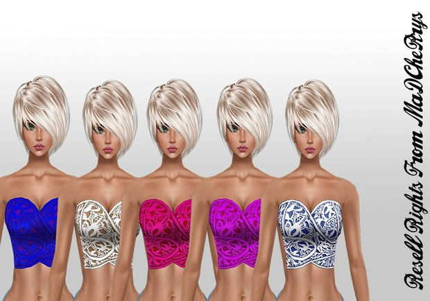 13 Lace Tops Catty Only!!!!