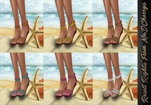 Summer Flats 2 Catty Only!!!!