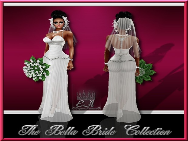 The Bella Bride Collection Catty Only!!!!