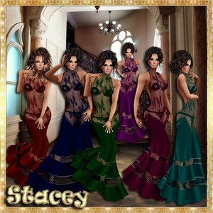 GA Stacey Dresses