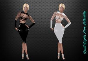 Pvc Dresses AP & GA Catty Only!!!