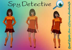 Spy Detective Bundle No Resell 0/3 People Limited