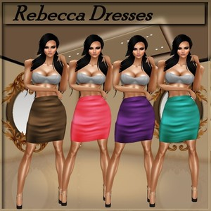 Rebecca Dresses NO RESELL