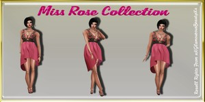 Miss Rose Collection Catty Only!!!