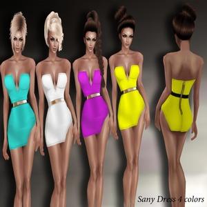 4 Dresses Sany