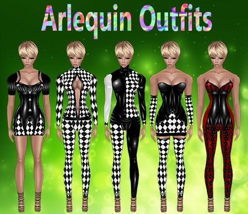 Arlequin Outfits
