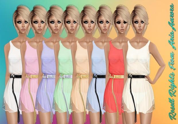 Melody Summer Dresses NO RESELL