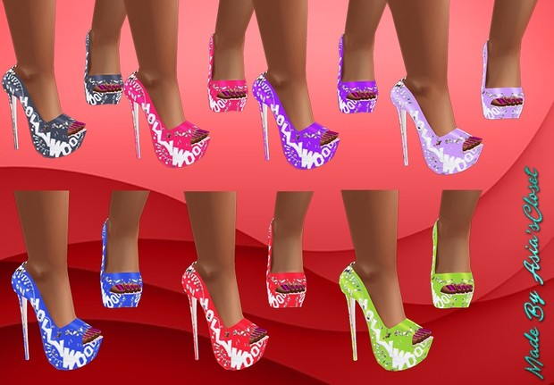 Donna Hollywood Shoes
