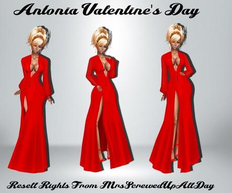 Antonia Valentine's Day Catty Only!!!