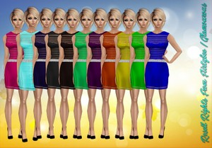 Angel Dresses v1