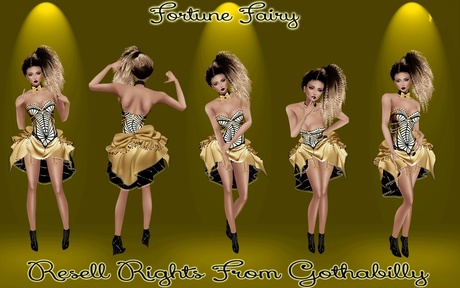 Fortune Fairy Catty Only!!!