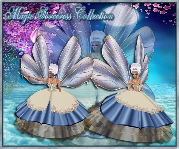 Magic Sorceress Collection Limited Edition Resell Rights!!! 0/6 People