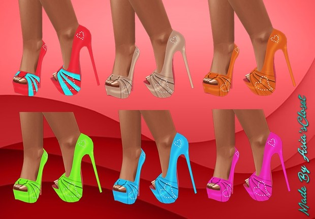 Donna Shoes Plain Resell Rights!!!