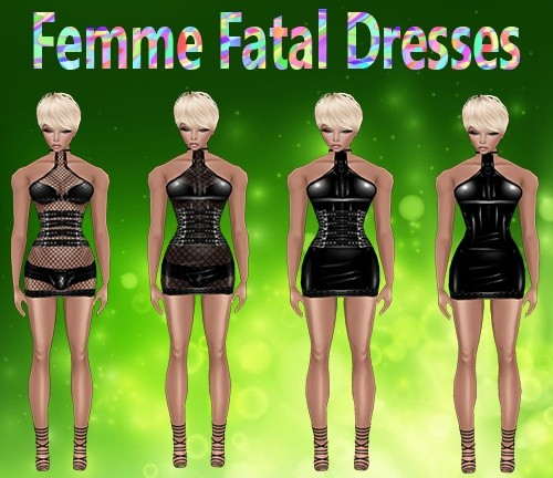Femme Fatal Dresses