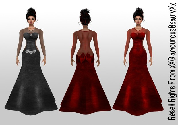Valentine's Gown's Resell Rights!!!!