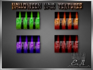 Halloween Hair Textures Catty Only!!!!