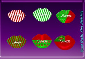 Christmas Lips 1 Exclusive Catty Only!!!