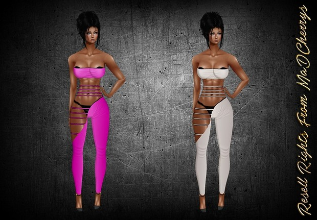 Juliet GA Outfits Catty Only!!!  (Exclusive)