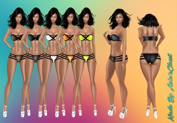 CuteKini v1 21 Colors Resell Rights!!!