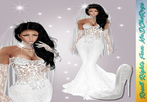 Nymph Wedding Bundle