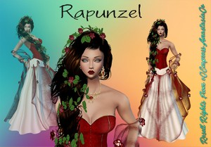 Rapunzel No Resell 0/3 People Limited