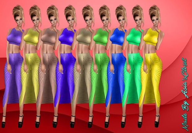 Solo Outfit Dress Exclusive (Resell Rights!!!)