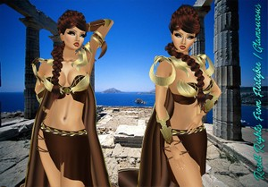 GODDESS ATHENA BUNDLE CATTY ONLY!!!
