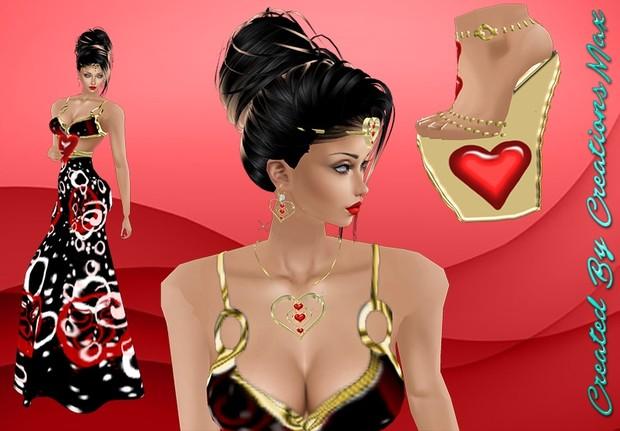 Valentine's Gold Bundle Catalog Only!!!!!