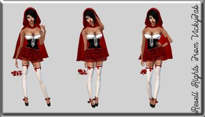 Little Red Riding Hood Catty Only!!!!