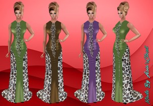 Leo Lust Pack Dresses Resell Rights!!!